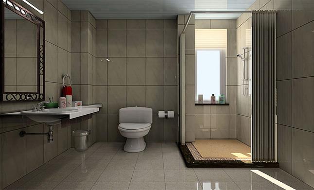 家里有老人孩子,卫生间这样装修更安全,你做到几点